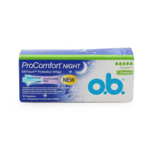 Tamponai O.B. PRO COMFORT SUPER+ NIGHT, 16vnt