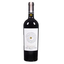 Raud.sausas vynas DOMODO PRIMITIVO, 0,75l