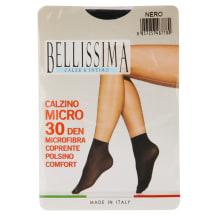 S.zeķes Bellissima Micro 30 nero