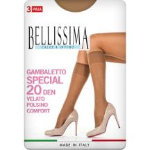 N.põlv.Bellissima Special 20 ambra 3pr