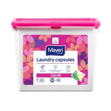 Pesukapslid värv. Mayer 36tk