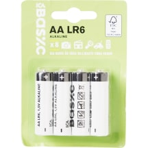 Baterijas LR06 8p ICA Basic