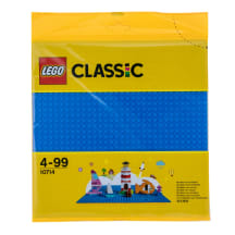 Konst. Zila būvpamatne LEGO Classic
