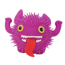 R/l Fluffy pūkainais monstriņš ar gaismu