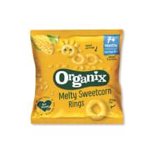 Ek.sald.kukurūzų žied.ORGANIX,n.7mėn,20g