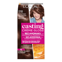 Plaukų dažai L'OREAL CASTING CREME GLOSS 518