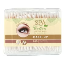 Vatitikud Spa Cotton Make Up 200tk
