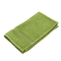 Svečių rankšluostis 30x50cm žalias