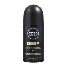 Vyr.rut. dezodorantas NIVEA DEEP, 50ml