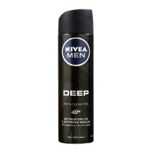 Dezodorants Nivea vīriešiem izsmidz. 130ml
