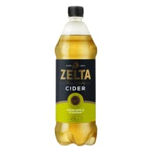 Sidrs Zelta C!DER ābolu 4,5% 1L PET
