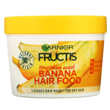 Matu maska Fructis Hair Food Banana 390ml