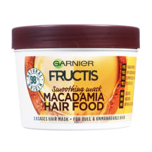 Matu maska Fructis Hair Food Macadamia 390ml