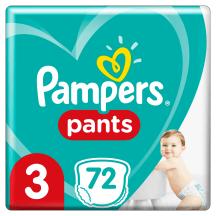 Püksmähkmed Pampers GP S3 6-11kg 72tk
