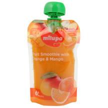 Biezsula Milupa apelsīnu un mango  6m. 100g