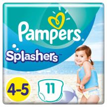 Ujumismähkmed Pampers S4-5 9-15kg 11tk