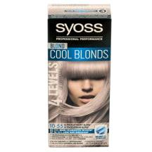 Matu krāsa Syoss ultra platīnblonds 10-55