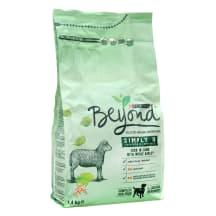 Koerasööt kuiv BEYOND Simply 9, lammas 1,4kg
