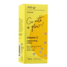 Veido kremas KILIG WOMAN VITAMIN C, 50ml