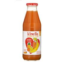 Bērnu sula Kinella banānu/burk. 4m 500ml