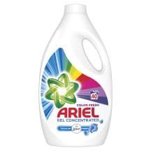 Veļas mazg. l. Ariel Touch Of Lenor 40mr/2,2L