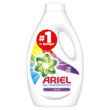 Pesugeel Ariel Color 20 pesukorda 1,1l