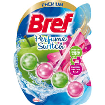 Tualeto val.BREF FLORAL APPLE-WATER LILY,50g