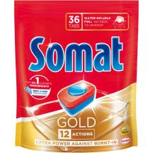 Trauku mašīnas kapsulas Somat Gld 36gab.