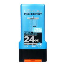 Dušo želė MEN EXPERT SHOWER HYD.POWER,300ml