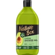 Dušas želeja Nature Box Avocado 385ml