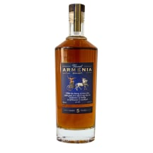 Brendis VIVAT ARMENIA 5 Y.O., 40 %, 0,5 l