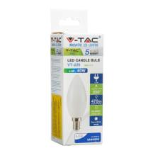 LED Valgusallikas VT-SAMSUNG E14/B40 5.5