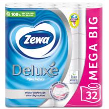 Tualetes papīrs Zewa Deluxe 32 gab.