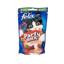 Gardums kaķiem Felix Party Mix Grill 60g