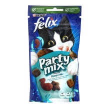 Gard.kaķ. Felix Party Mix Ocean Mix 60g