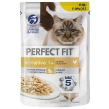 Kačių ėdalas Perfect Fit kons. višt. 85g