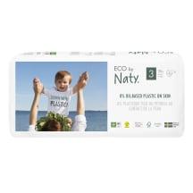 Sauskelnės ECO BY NATY 3, 4-9kg, 50vnt.