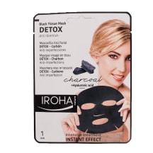 Sejas maska Iroha Detox Charcoal auduma,1gb.