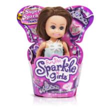 Rotaļlieta lelle-princese Sparkle Girlz