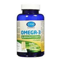 Kapsulas Lysi Omega-3 Immunity Forte,100tabl.