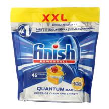 Nõudepesumasinatabletid Finish Lemon45tk