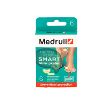 Plāksteri Medrull Smart Blister Mix 6 gab.