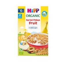 Bērnu pārslas Hipp Bio augļu 10m 200g