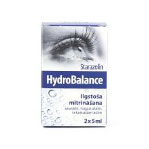 Acu pilieni Starazolin Hydrobalance 2x5ml
