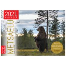 Metsaelu kalender (Autor Kirjastus)