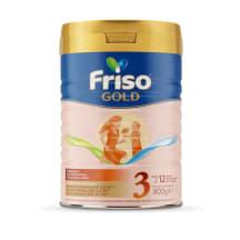 Piena maisījums Friso Gold 3 12m 800g
