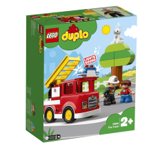 Mängukomplekt Lego Duplo tuletõrjeauto