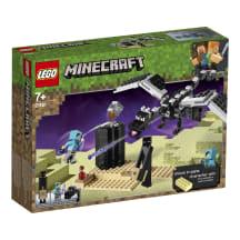 Mängukomplekt lõpulahing Lego Minecraft