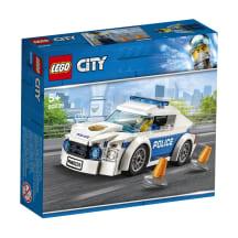 Mängukomplekt Lego City politseipatrull