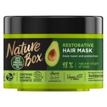 Kaukė plaukams Nature Box Avocado 200ml